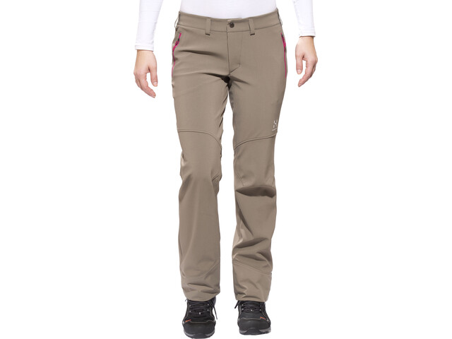 Haglöfs Col II - Pantalones Mujer - marrón